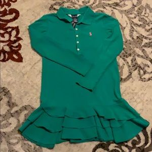 Ralph Lauren girl's dress size 7